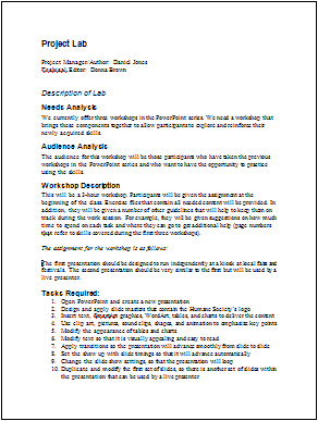 microsoft word 2007 training manual doc