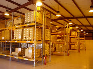 Photo of Warehouse Storage Space