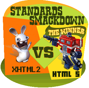Standards Smackdown: XHTML2 vs. HTML5