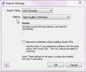 Import Settings Dialog box to put after number 6