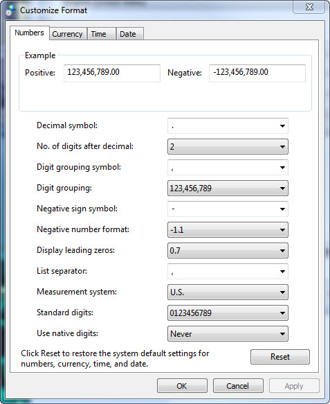 Changing Ruler Units From Inches To Centimeters In Powerpoint 2010