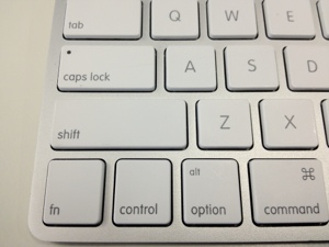 Function Key on the Apple Bluetooth Keyboard