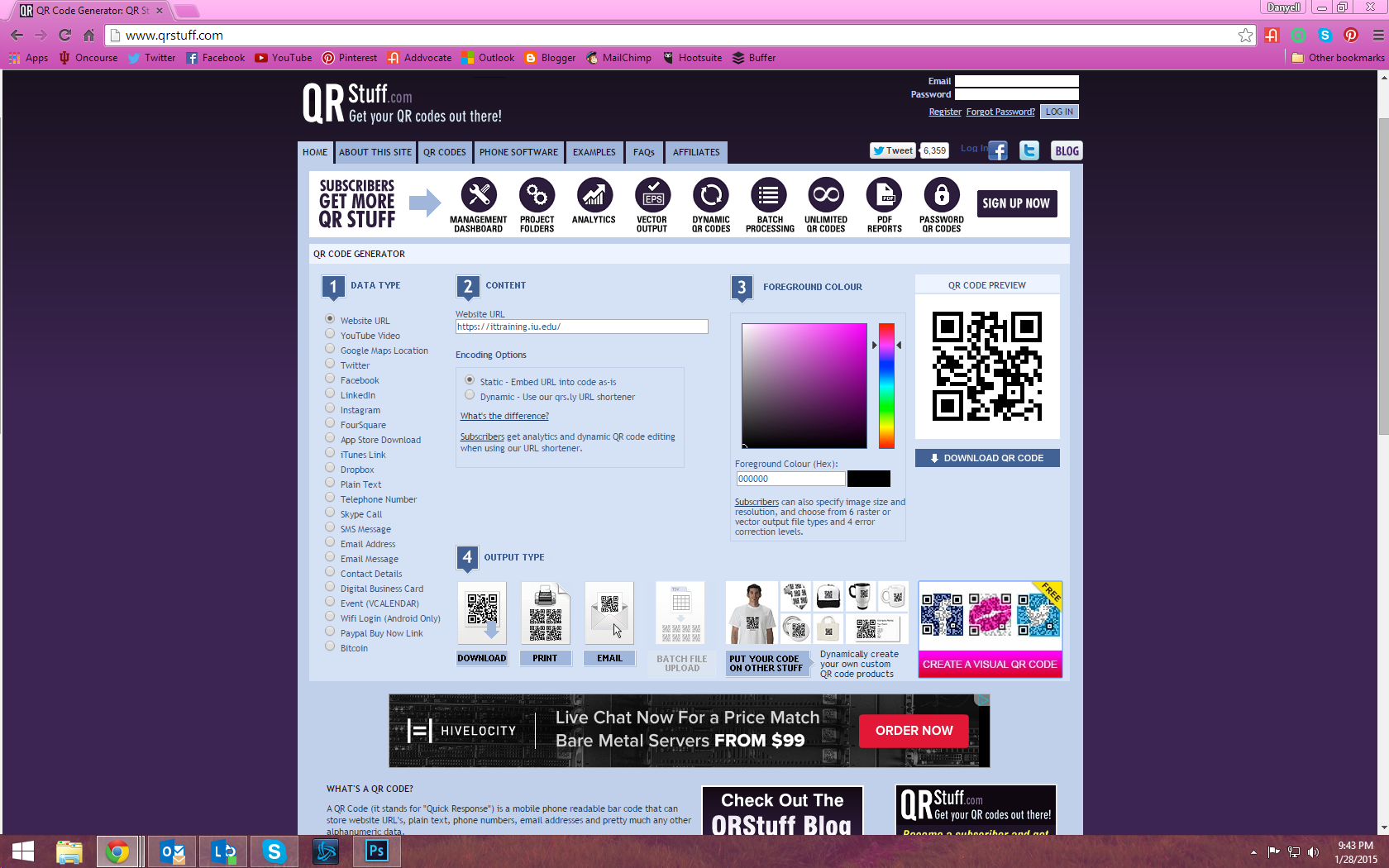 Qr codes a guide for beginners it training tips screenshot 2015 01 28 214309 magicingreecefo Gallery