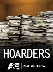 A&E reality show Hoarders art