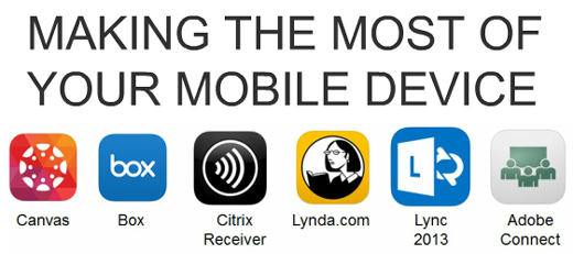 Making the most of your mobile device webinar